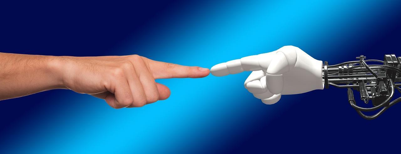 Roboter Helfen Menschen