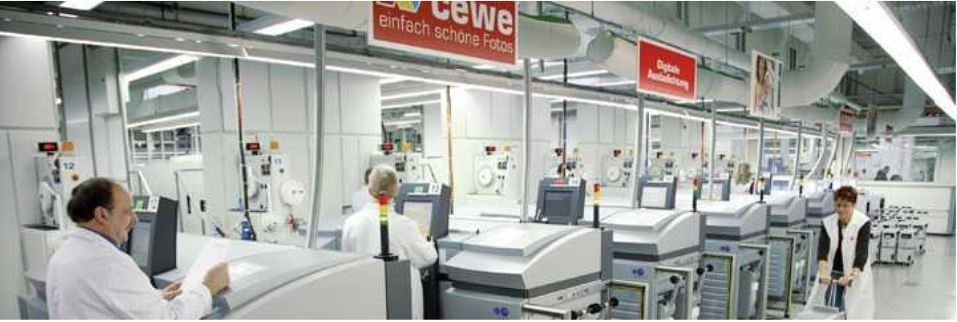 Cewe Digitalprinter
